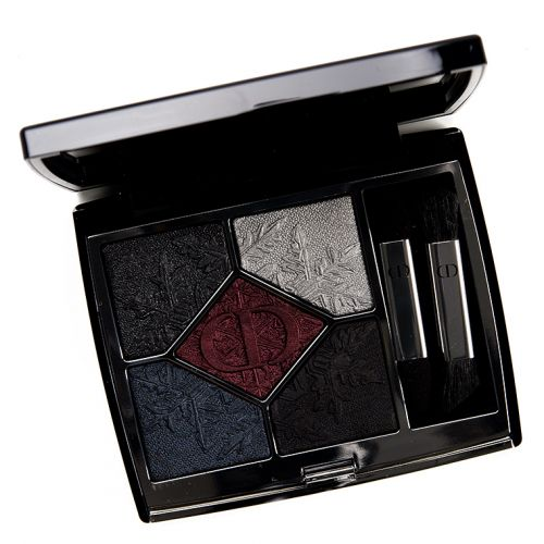 Dior Black Night Eyeshadow Palette Review & Swatches