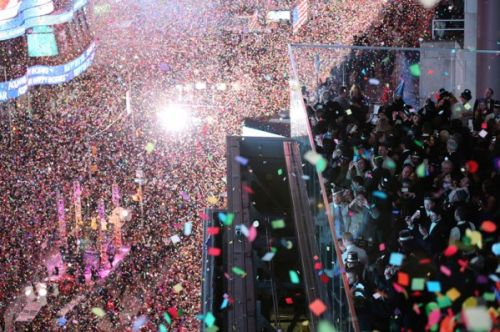 The Ultimate New Year's Eve Experience