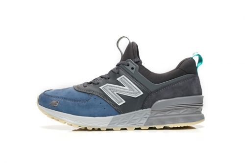 Mita sneakers & New Balance Team Up For a Black, Grey & Blue MS574 Model