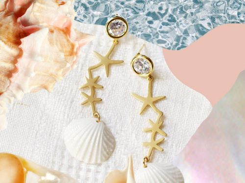 Spring's Sweetest Jewelry Trend Takes A Deep Dive