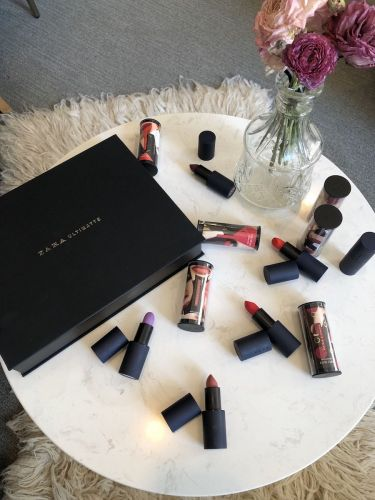 We Just Tried Every Lipstick From Zara-Here's What We'd Buy