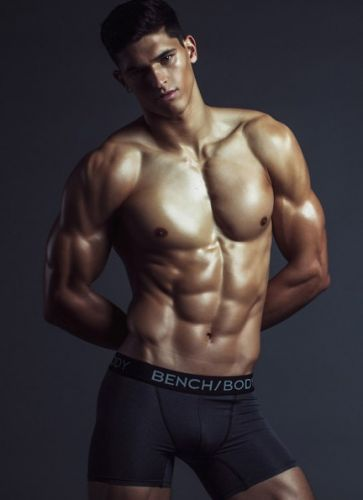 Bench/ body campaign winter 2017: trevor signorino