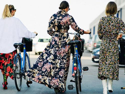 11 Floral Maxi Dresses We'll Be Living In Come Spring