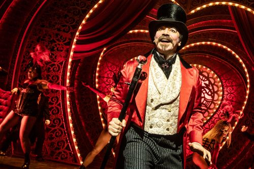 The hype around 'Moulin Rouge! The Musical' is growing