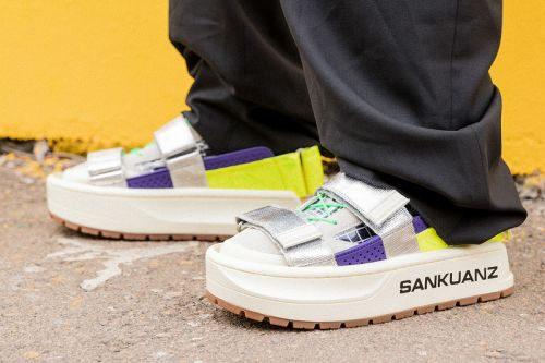 SANKUANZ Launches Chunky SS19 Sneaker Protectors