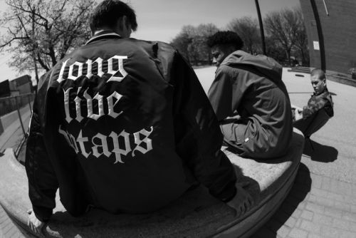 WTAPS, NEIGHBORHOOD, Converse & More Star in New Editorial