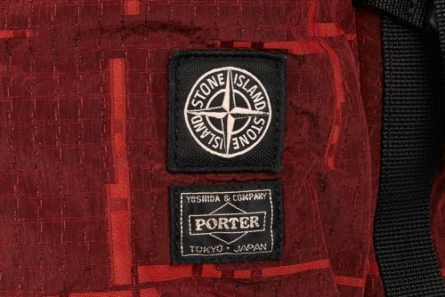 Stone Island Teams up With Porter on a Technical Bag Collection