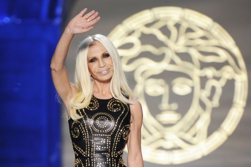 Donatella says no Italian companies were interested in buying Versace
