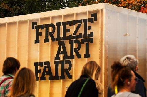 Frieze London and Frieze Masters Canceled As Coronavirus Continues to Challenge