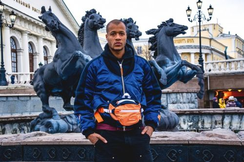 Heron Preston Reveals His Thoughts on Collaborations, the Bootleg Trend, & the Importance of Russia