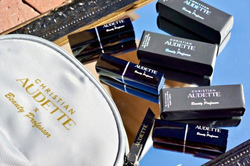 The Lipstick of My Dreams: Introducing the Christian Audette x Beauty Professor Collection