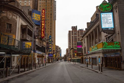 Broadway theaters to be closed longer than expected due to coronavirus