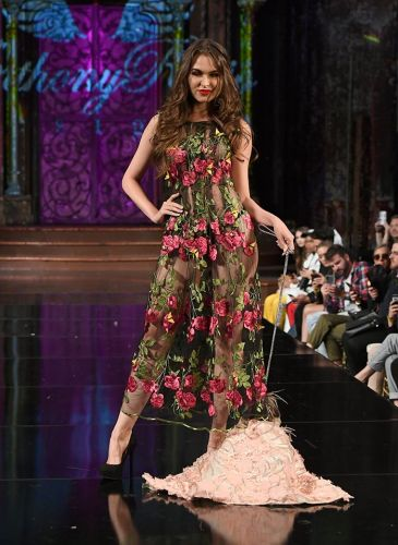 Anthony Rubio Spring 2019: New York Fashion Week