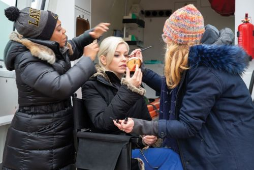 Camille Friend on Working as Hair Department Head of the Charlie's Angels Reboot