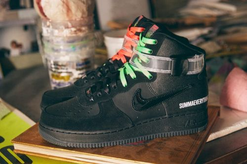 Nike Crafts Special Air Force 1s For New York, Los Angeles and Chicago