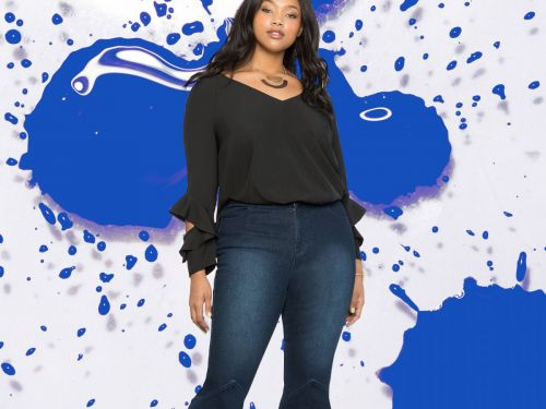 These Plus-Size Jeans Have Already Sold Out - Twice