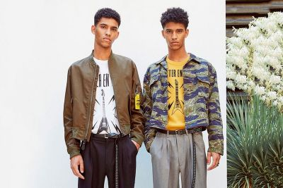 The Kooples Take Inspiration From Jim Jarmusch for Its 2018 Spring/Summer Collection