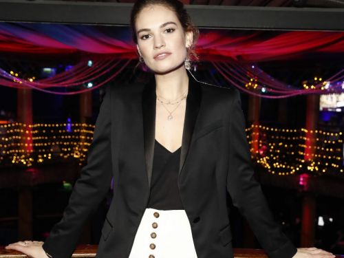Lily James Joins Four Wedding & A Funeral Sequel - & We Have Questions