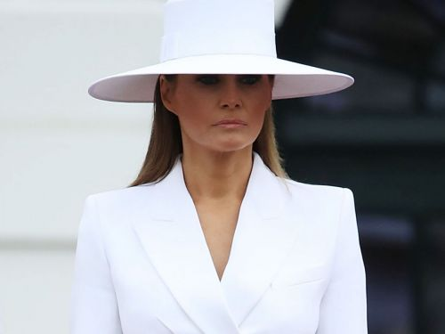 Stop Comparing Melania Trump's Hat To Beyoncé's