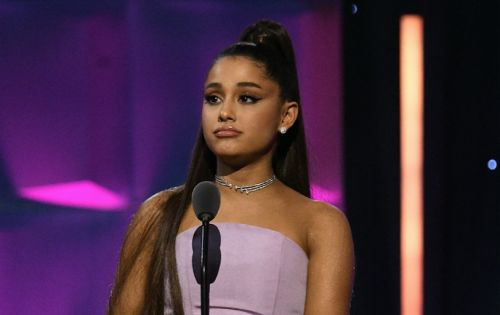 Ariana Grande Debuts Her Newest Tattoo And TBH, We Have Mixed Emotions