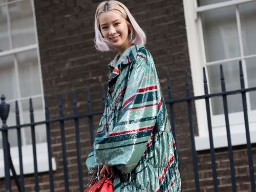 Celebrating The Irreverence Of London Street Style