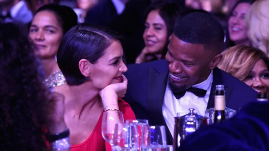 Katie Holmes Feels 'Sexy and Free' With Jamie Foxx: 'They Have a Lot of Fun Together'