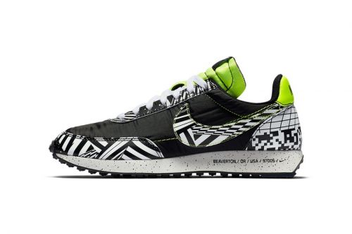 "Nike Air Tailwind 79 ""Illusion"" Pack Presents Vivid Prints"