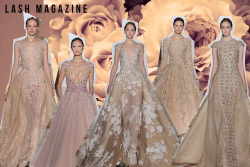 TONY WARD SPRING SUMMER 2018 COUTURE COLLECTION