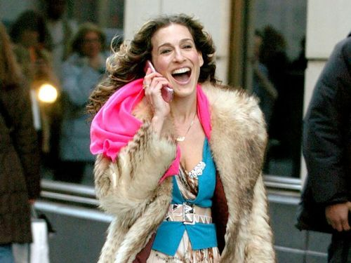 I Created Carrie Bradshaw's Under-$100 Capsule Wardrobe for Fall