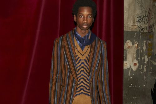 Missoni Goes '80s New York City for Fall/Winter 2018