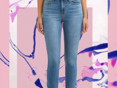 2,000 People Swear By These Just-Restocked, Curve-Flattering $26 Jeans