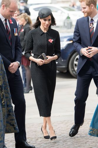 Roland Mouret Could Be Meghan's Wedding Dress Designer