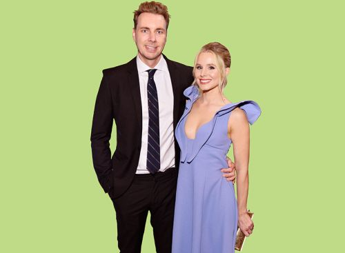 Amid All the Hollywood Breakups, Kristen Bell Reminds Us That Love Still Exists
