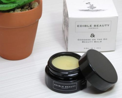 You'll Want This All-Natural, Multi-Tasking Balm in Your Purse ASAP - For Endless Reasons!