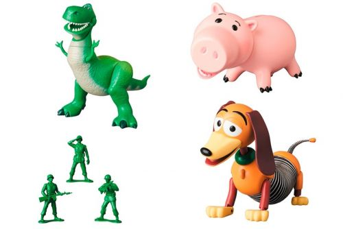 Medicom Toy Drops Second Batch of 'Toy Story' Characters