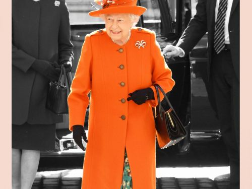 Why Haven't We Noticed Queen Elizabeth Loves Her Gucci Loafers?