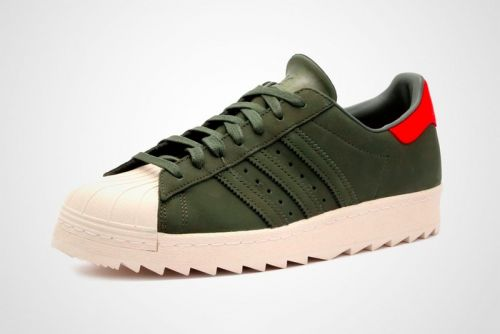 The adidas Superstar Receives a Hiking-Inspired Makeover