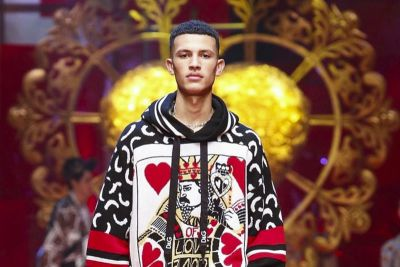 Dolce & Gabbana Play Its Cards Right With 2018 Spring/Summer Collection