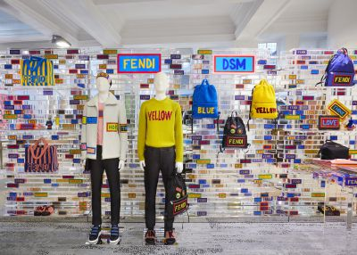 There's A Special Capsule Collection Of Fendi Menswear At Dover Street Market
