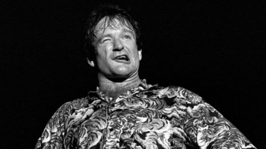 'Robin Williams: Come Inside My Mind' Gives Fans A Glimpse Of Comedian's Offstage Life
