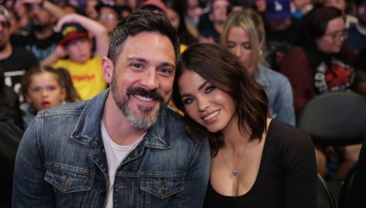 Jenna Dewan's Boyfriend Steve Kazee Takes Her on a WWE Date: 'Baby's First 'Raw""