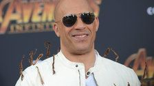 Vin Diesel Actually Dressed As Groot For 'Avengers: Infinity War' Premiere