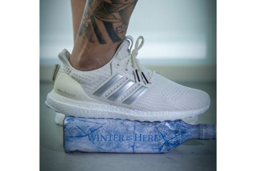 """On-Foot Look at the Upcoming """"House Targaryen"""" Game of Thrones x adidas UltraBOOST"""