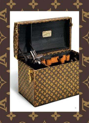 Seven seminal Louis Vuitton trunk designs