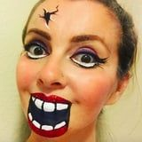 15 Halloween Face Paint Ideas That'll Make You Want to Pick Up a Brush
