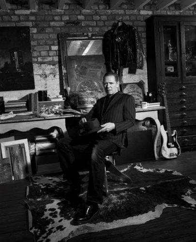 Open House: in conversation with Paul Simonon