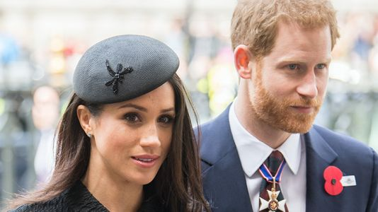 Meghan Markle's Real Name Isn't Actually Meghan and We're Screaming