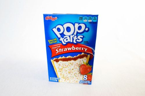 Kellogg's Pop-Tarts Is Facing A Class-Action Lawsuit for Lack of Strawberries