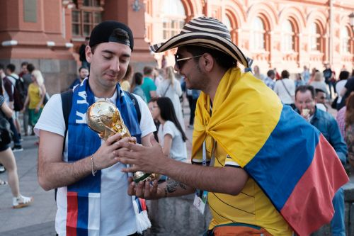 Streets in Focus: The 2018 FIFA World Cup - Moscow