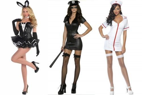 Women in these Halloween costumes are likely to cheat